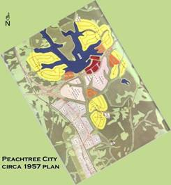 Peachtree Georgia Map.About Peachtree City Peachtree City Ga Official Website
