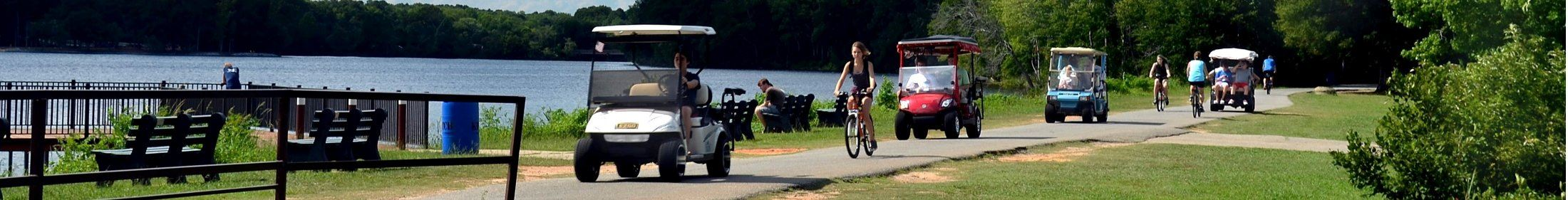 Paths and golf carts   Peachtree City, GA - Official Website