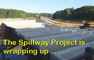 Image of Spillway and link