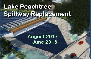 Spillway Replacement Info