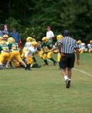 The Peachtree City Packers Youth Football Program